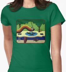 Atari Activision Pitfall Harry Womens Fitted T-Shirt