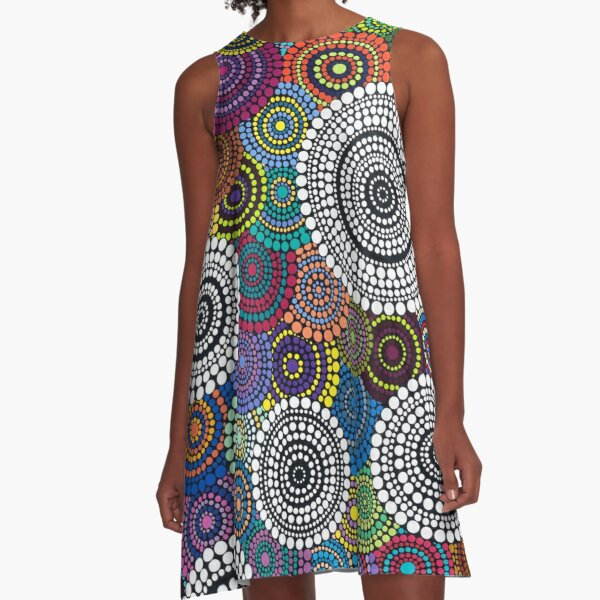 One Mob A-Line Dress