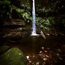 Linda Falls, Katoomba by Adriana Glackin