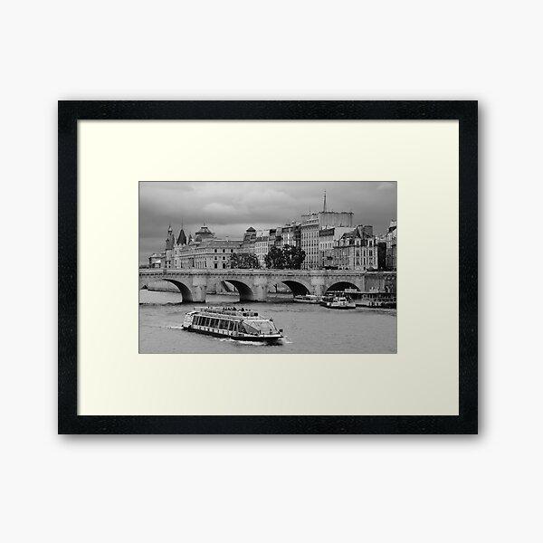 Paris, Pont Neuf Framed Art Print