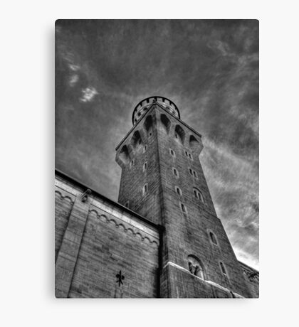 Knight's Tower II Canvas Print