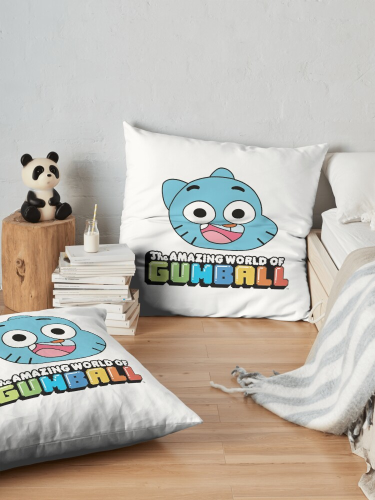 Alternate view of The Amazing World of Gumball™ Floor Pillow