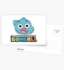 The Amazing World of Gumball™ Postcards