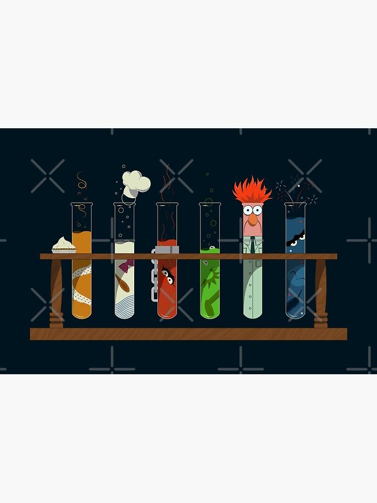 Muppet Science by TenkenNoKaiten