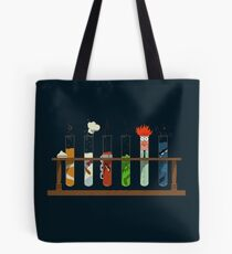 Muppet Science Tote Bag