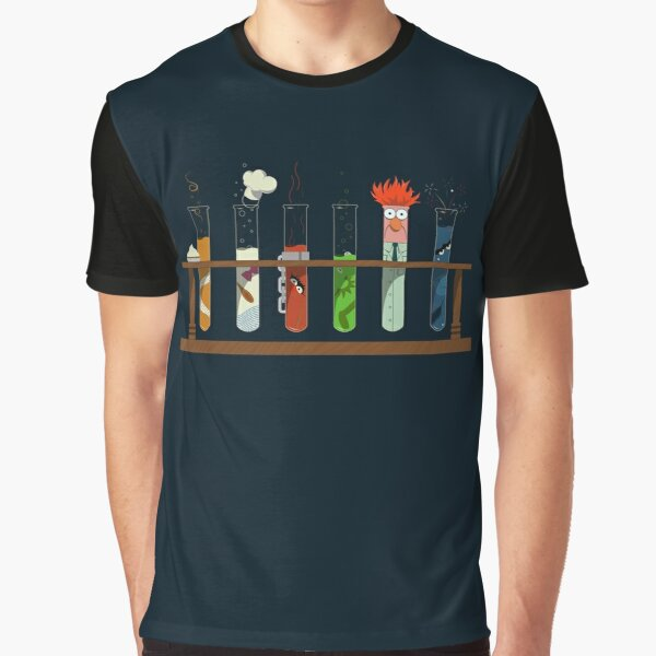 Muppet Science T-shirt graphique