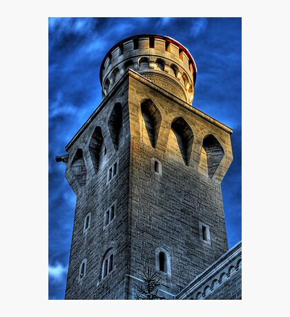 Knight's Tower III Photographic Print