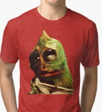 Land Of The Lost Sleestak T-Shirt Tri-blend T-Shirt