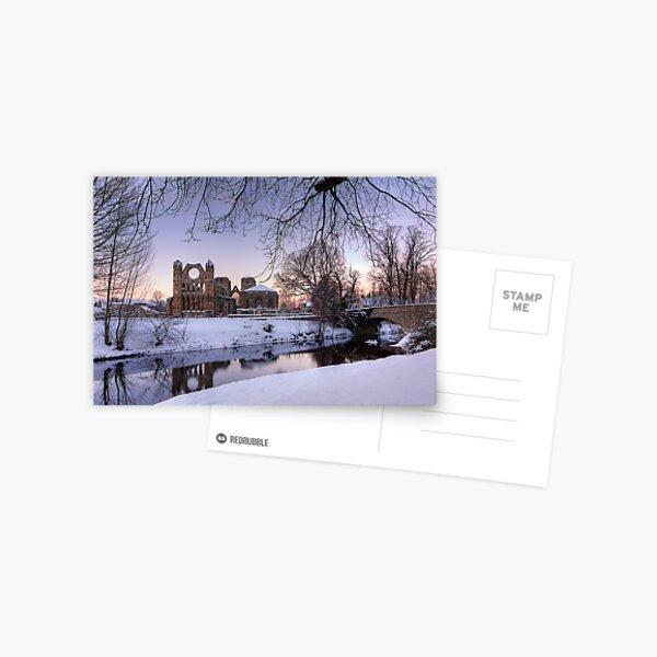 Elgin Cathedral Postcard