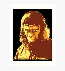 Planet Of The Apes T-Shirt Art Print
