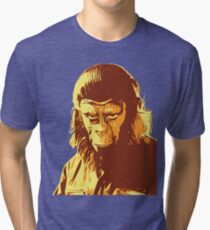 Planet Of The Apes T-Shirt Tri-blend T-Shirt