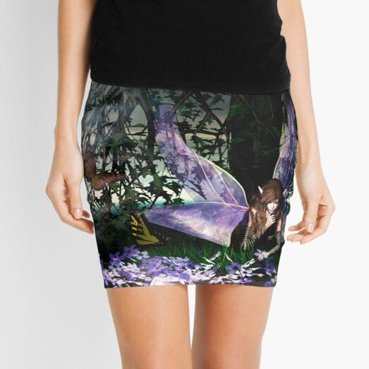 Amazed Mini Skirt