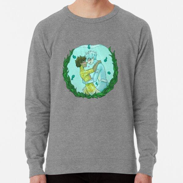 siren and kappa. castle swimmer Lightweight Sweatshirt