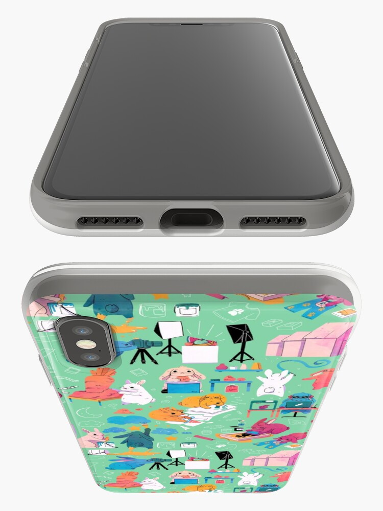 Alternate view of Artbuns iPhone Case & Cover