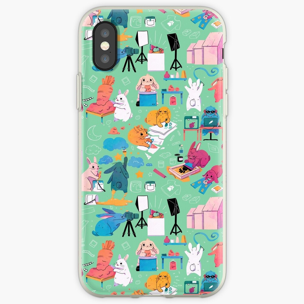 Artbuns iPhone Case & Cover