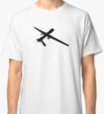 Predator / Reaper / UAV / Drohne Silhouette Classic T-Shirt