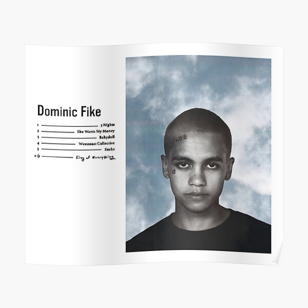 Dominic Fike Poster