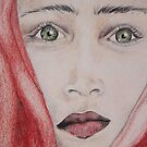 Desert eyes by Nadja  Farghaly