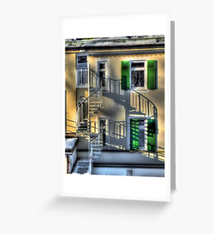 Tuscany in Deutschland Greeting Card