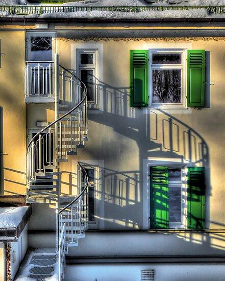 Tuscany in Deutschland by Luke Griffin