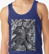 The Ninth Doctor Tank Top