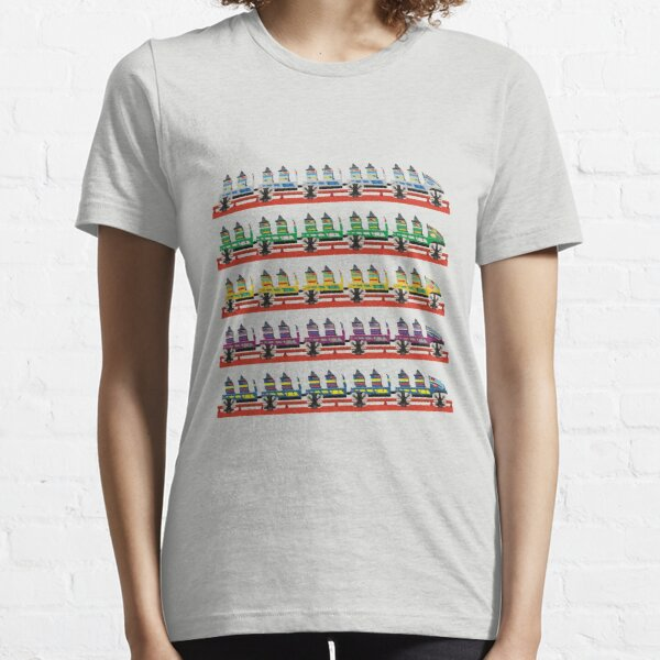 Olympia Looping Coaster Trains Essential T-Shirt