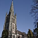 All Saints Church by Andy Cork