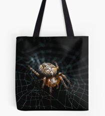 Spider on the Web  Tote Bag