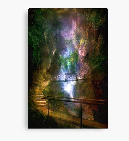 Berchtesgaden;;;;... Canvas Print