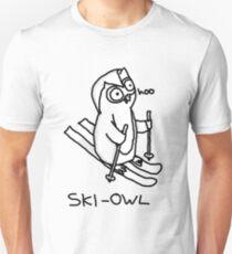 SKI-OWL Unisex T-Shirt