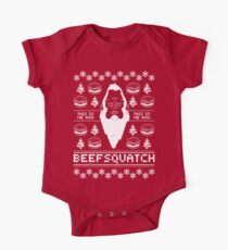 Ugly Holiday - Beefsquatch Kids Clothes