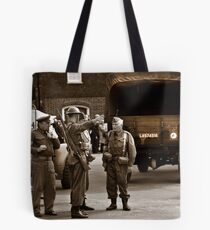 Dads Army  Tote Bag