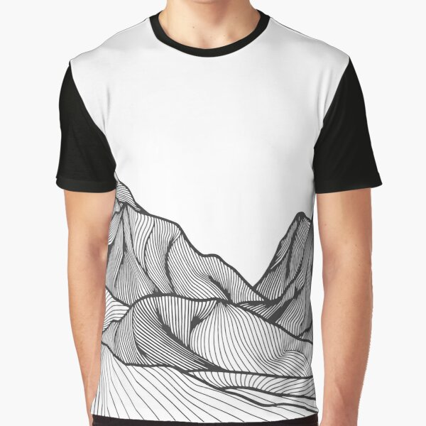 hill climber. Graphic T-Shirt