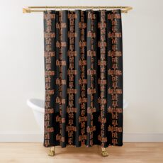 Halloween Gift - All Hallows Eve - Pagan Holiday Present  Shower Curtain