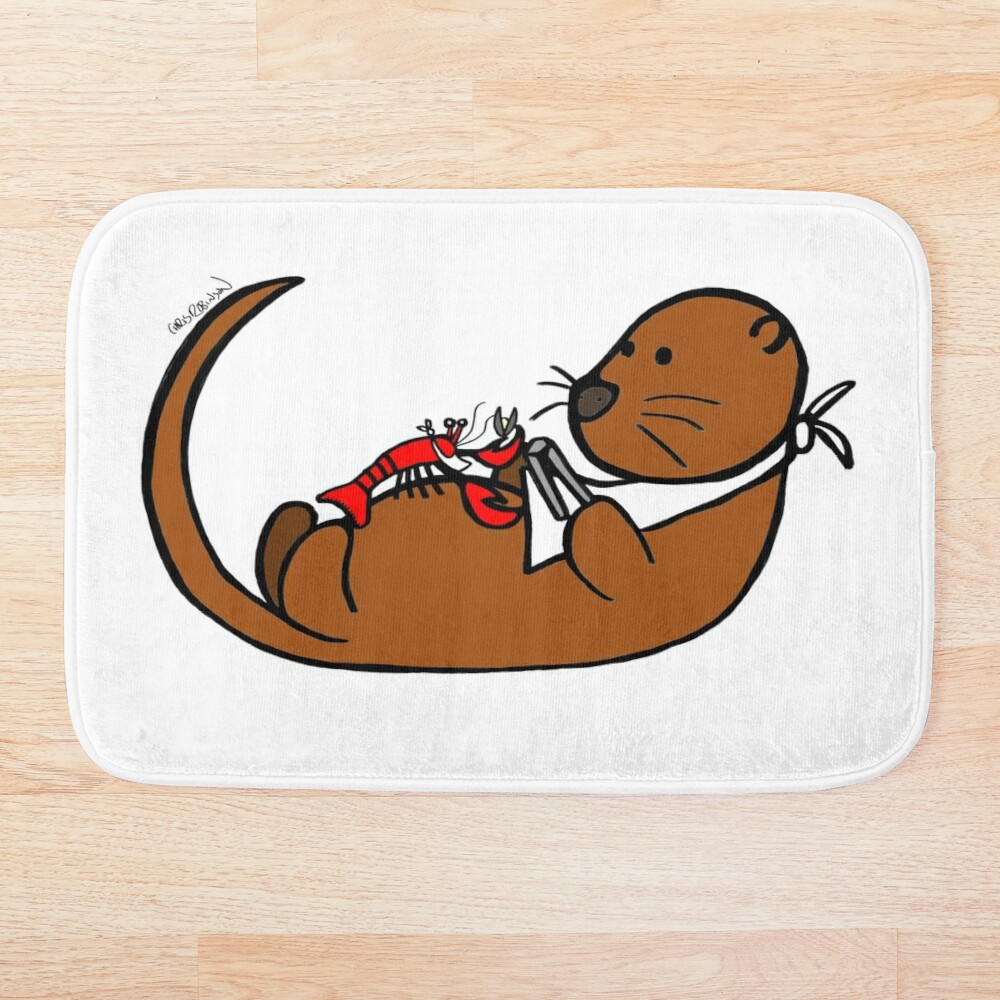 Negotiation Bath Mat