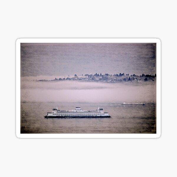 Ferry Side Sticker