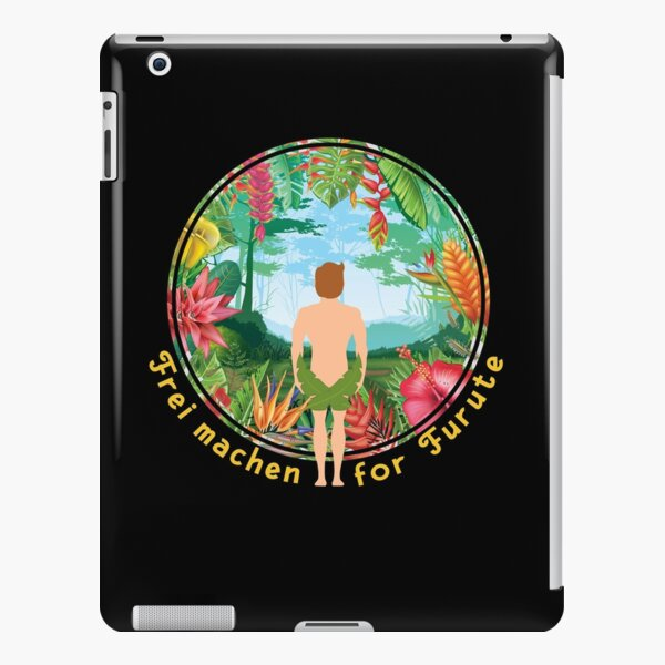Frei machen for future iPad – Leichte Hülle