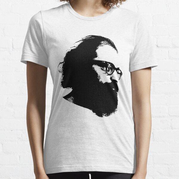 Poet Allen Ginsberg Stencil Essential T-Shirt
