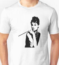 Audrey Hepburn Breakfast At Tiffanys Unisex T-Shirt