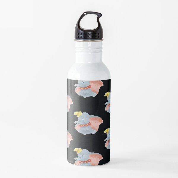 Elefante Acuarela (Dumbo) Botella de agua