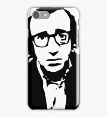 Annie Hall Woody Allen Stencil iPhone Case/Skin
