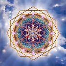 Sacred Geometry 8 by Endre