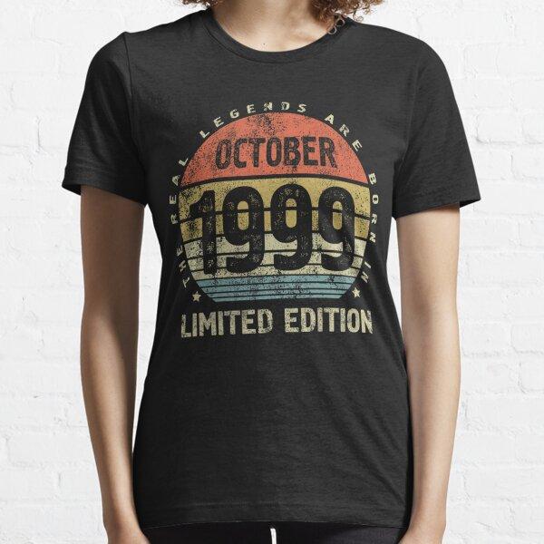 21st Birthday Gift Present Idea For Boys Dad Him Men T Shirt 21 Tee Shirt 1999