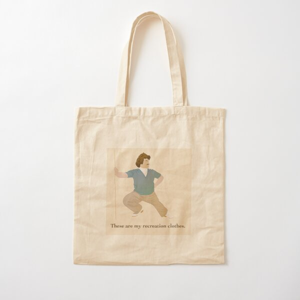 Nacho Libre Recreation Clothes Cotton Tote Bag