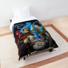Run! Comforter