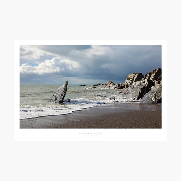 Ayrmer Cove Photographic Print