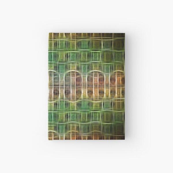 Green Dream Hardcover Journal