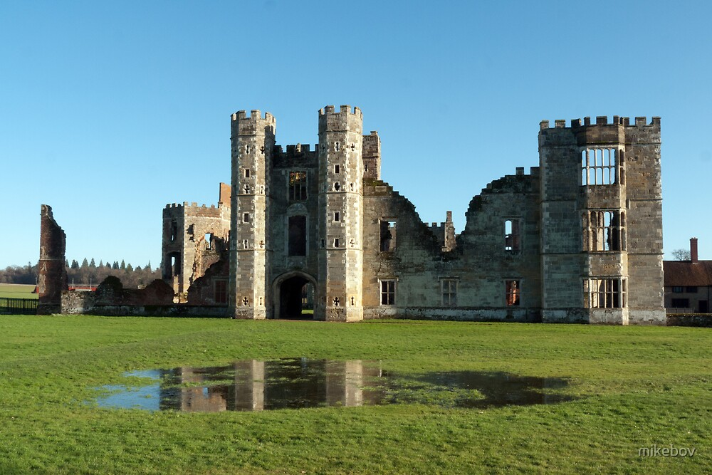 Cowdray by mikebov