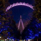The London Eye by Daniel Attema
