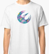Watercolor Sabine (white) Classic T-Shirt